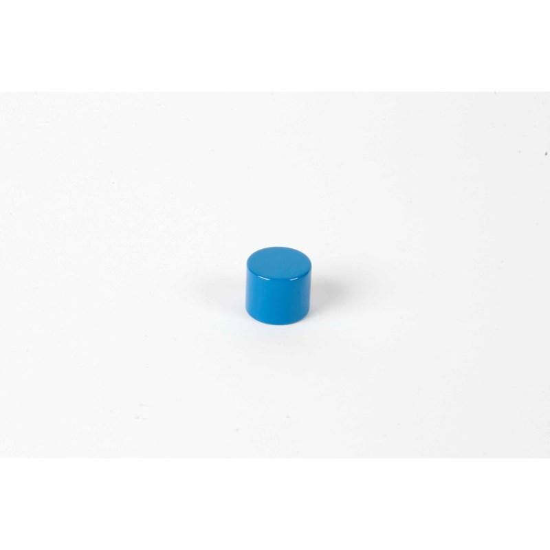 3rd Blue Cylinder