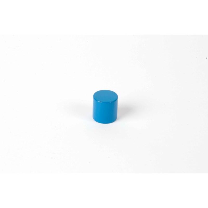 4th Blue Cylinder