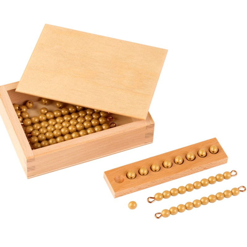 Tens Bead Box: Individual Beads (Nylon)