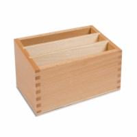 Leaf Cards / Geometric Form Cards Box