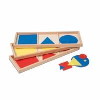 Circles, Squares & Triangles