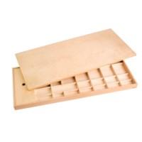 Medium Movable Alphabet Box