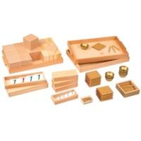 Golden Bead Material: Individual Beads (Nylon)