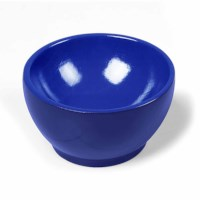Wooden Cup: Blue