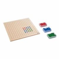 Small Square Root Board