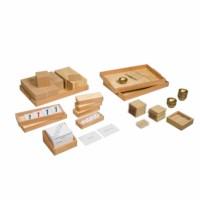 Golden Bead Material Activity Set