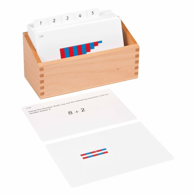 Number Rods Activity Set