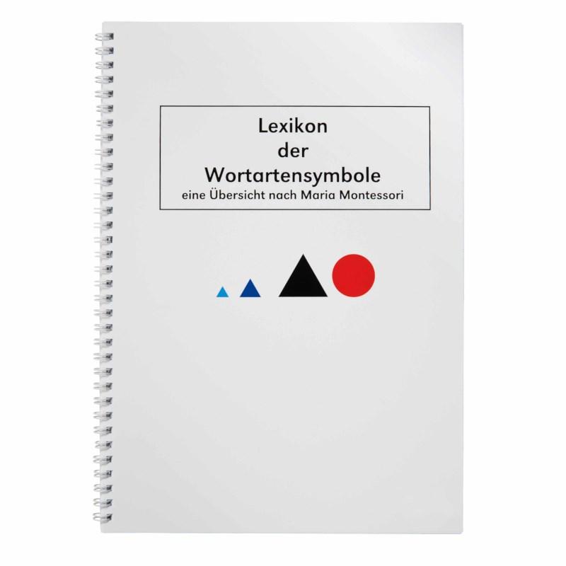 Lexicon Of The Grammar Symbols (German version)