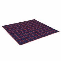 Rug For Large Numeral Cards