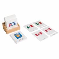 Flags Of North America (German version)