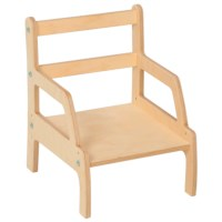 Weaning Chair: Adjustable height 13 - 16 cm