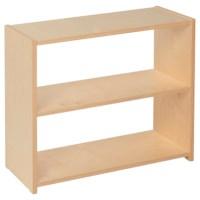 Infant / Toddler Shelf: 2-tier (73.5 x 30 x 64 cm)