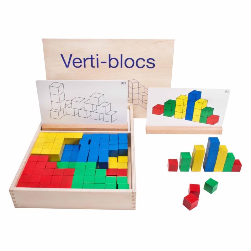 Verti-blocs set B