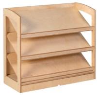 Book Shelf: Open Back (93 cm)