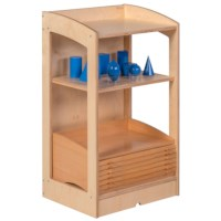Geometry / Biology Cabinet: Open Back (93 cm)