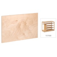 Material / Sensorial Cabinet: Rear Panel (118 cm)