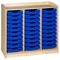 Cabinet: 30 Trays (101 cm)