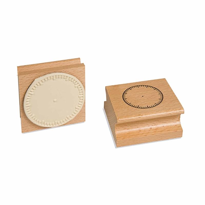 Clock Stamp: Blank