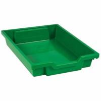 Gratnells Tray: Green (7 cm)