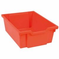 Gratnells Tray: Red (15 cm)
