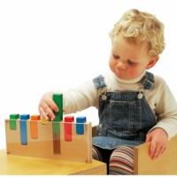 Sorting blocks