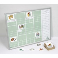 PLAN - magnetic board