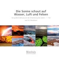Kosmische Leseheftchen - Die Sonne schaut auf Wasser, Luft und Felsen (German version)