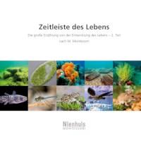 Kosmische Leseheftchen - Zeitleiste des Lebens (German version)