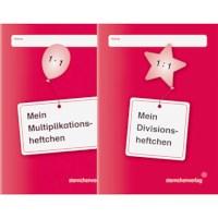 Mein Multiplikationsheftchen und mein Divisionsheftchen im Kombi (German version)