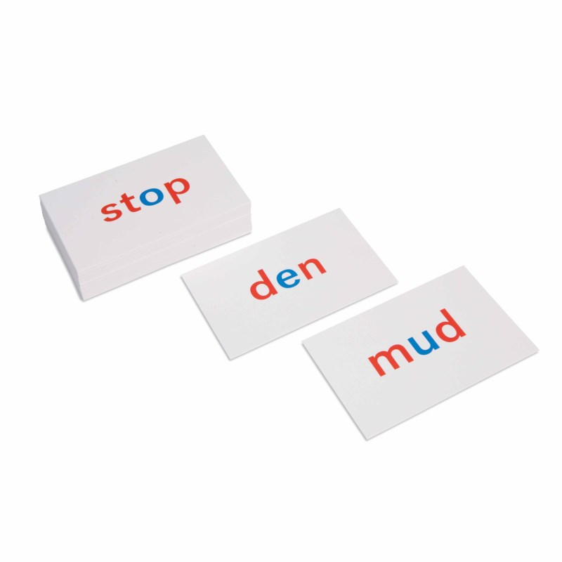 Phonetic Reading Cards