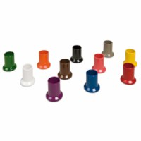 Colored Inset Pencil Holders: 11 Colors