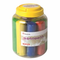 Modelling clay Kids Crealine Heutink - Bucket of 1.4 kilo
