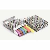Blackboard chalk anti-dust - Heutink - Assorted colours