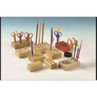 Storage Block: For Art & Pasting Materials