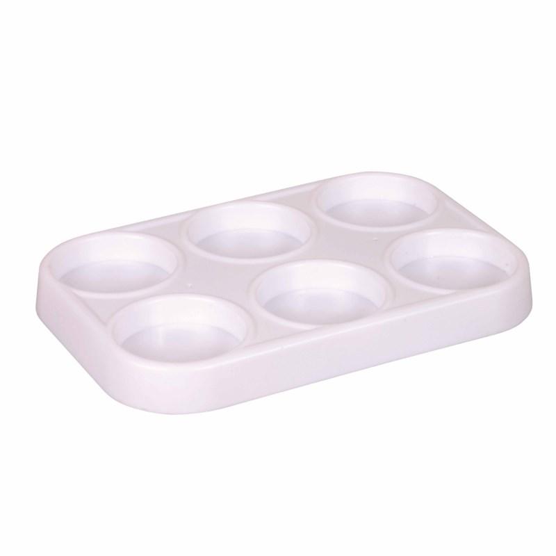 Tempera cakes holder / Holder for Gouache palettes