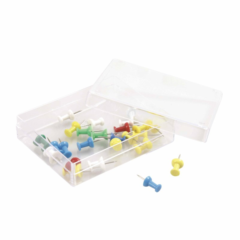 Storage case - Transparent 10.2 x 8.1 x 2.5 cm