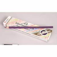 Crayons hexagonal Goldline - Heutink - Carton of 12 - Violet