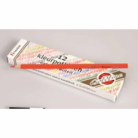 Crayons hexagonal Goldline - Heutink - Carton of 12 - Light red
