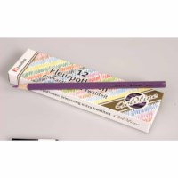 Crayons triangular Goldline - Heutink - Carton of 12 - Purple