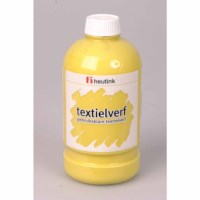 Textile paint - Heutink - Yellow