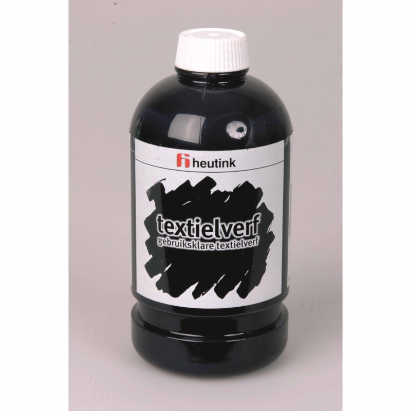 Textile paint - Heutink - Black