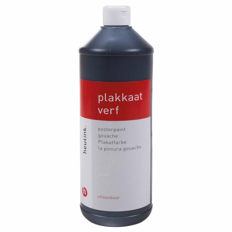 Interpaint - 1 Litre bottle - Black