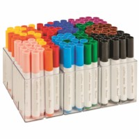 Felt tip pens - Thick Goldline - Heutink - Box of 120