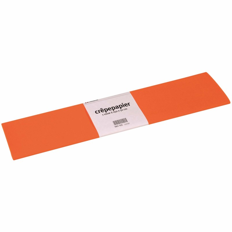 Crepe paper - Floriade - Orange