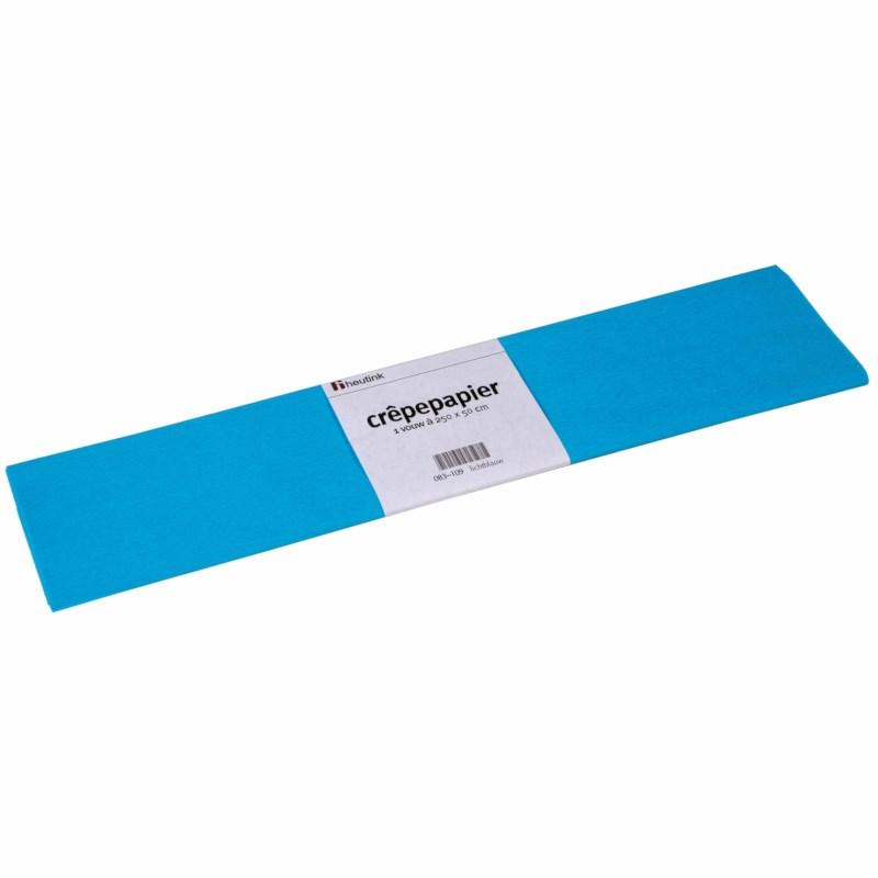 Crepe paper - Floriade - Light blue
