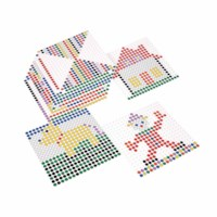 Kralo pattern cards square