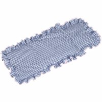 Pillow and blanket, blue