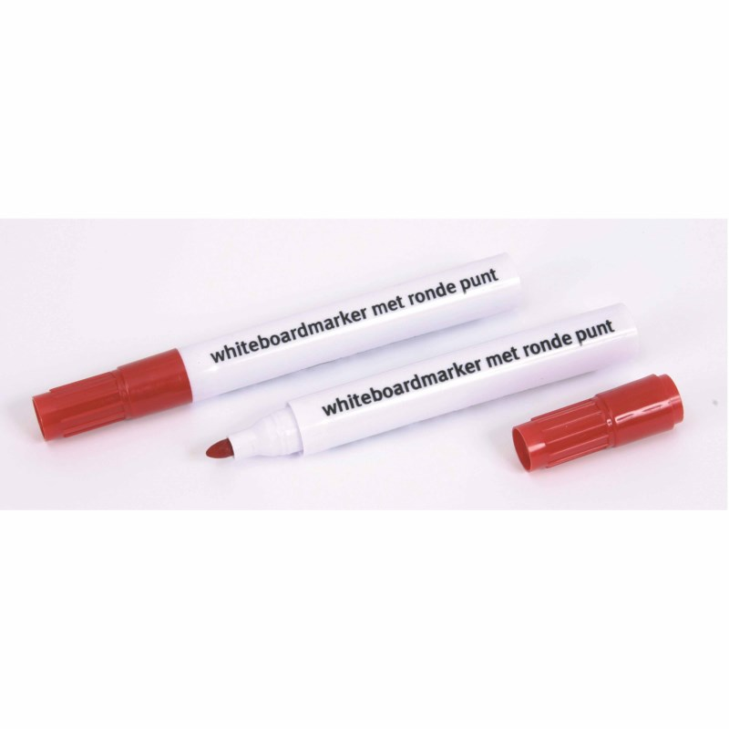 Whiteboard marker - Heutink - Red