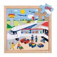 Transport puzzle - airport