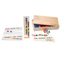 Maxi stringing beads